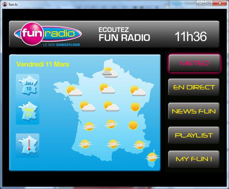 Digital Radio | Cyril @ Telecom ParisTech